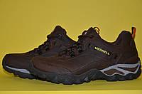 Кожаные мужские кроссовки MERRELL