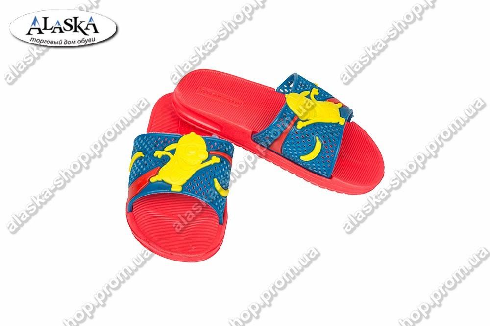 Детские сандалики красные (Код: ТПД-06)