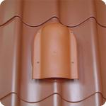 Аэратор Kronoplast WPBN для металлочерепицы высотой волны до 25мм
