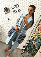 Женская жилетка со съемными карманами у-t271449