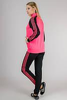 Фабричный сочный яркий спортивный костюм под Адидас, Найк, трикотаж, двунитка , качество выше цены, фото 1