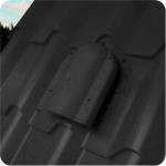 Аэратор Kronoplast WPBX для металлочерепицы высотой волны до 46мм
