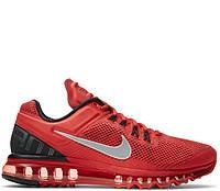 """Кроссовки """"Nike Air Max 2013 PRM Sport Red"""" Мужские Красные Спортивные Беговые Найк Аир Макс Летние Спорт Зал"""