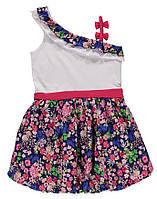 Платье для девочки 8-9(рост 128-134)