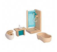 Мебель для кукольного домика Plan Тoys - Ванная