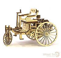 3d-пазл Перший автомобіль, фото 1