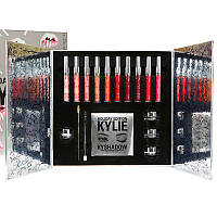 Огромный набор косметики (помада, тени) Kylie Holiday Edition !