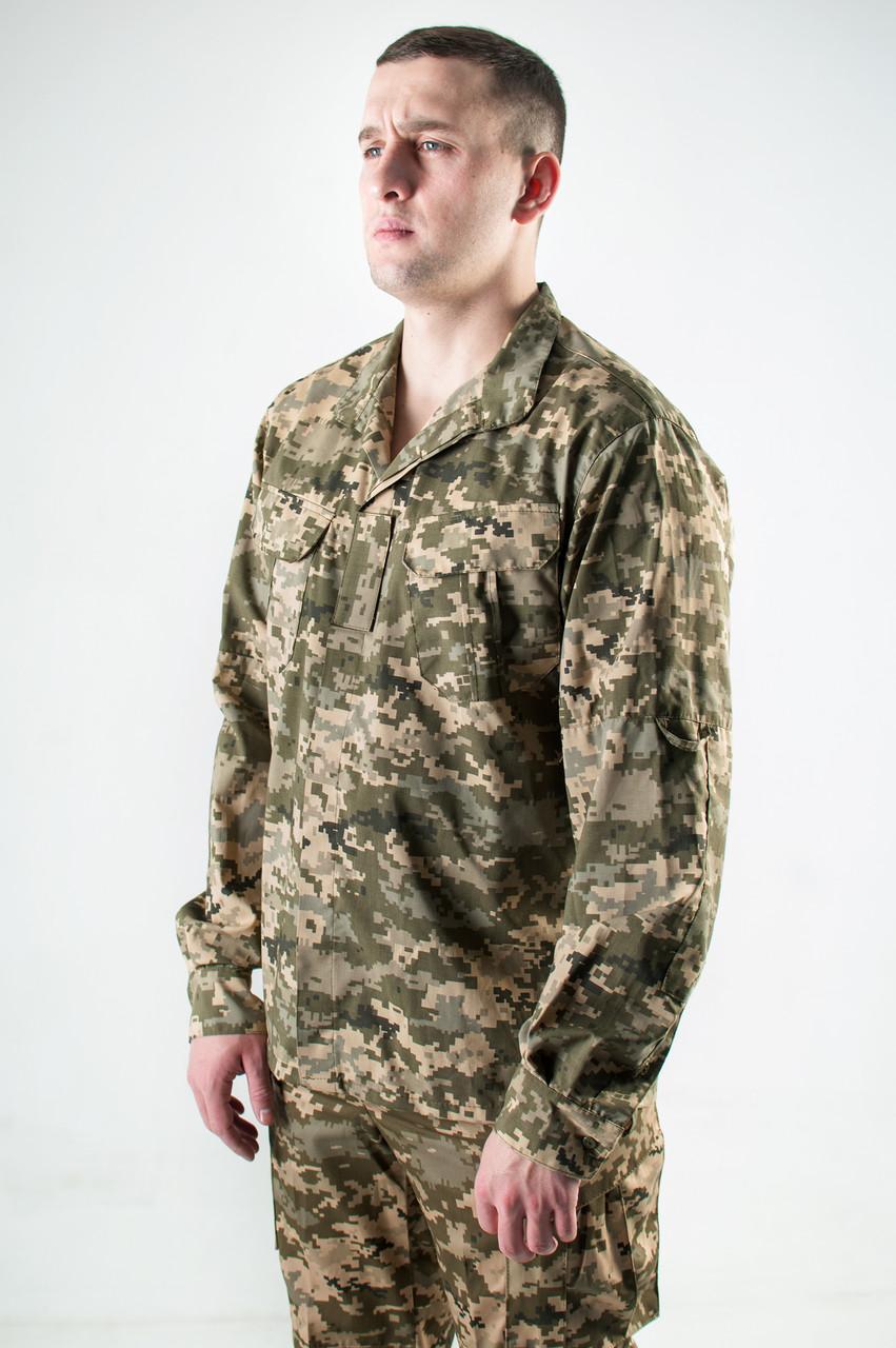Рубашка Военно-Полевая Пиксель ЗСУ