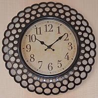 Интерьерные настенные часы (40х40х5 см.)