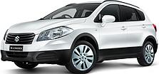 Защита двигателя на Suzuki SX-4 S-Cross (с 2013---)