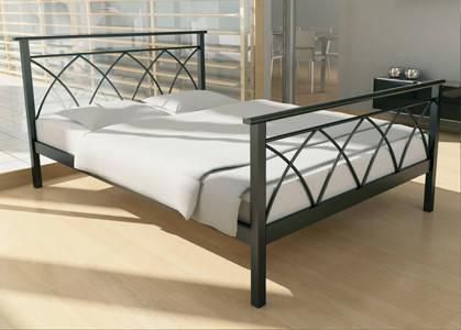 Металлическая кровать DIANA (Диана) , фото 2