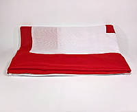 Флаг Грузии (Аппликация) - (1м*1.5м)