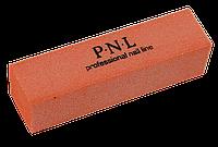 Баф полировочный мягкий оранжевый P.N.L