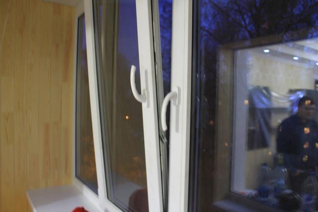 Как дешево сделать остекление балкона фото Тепловик