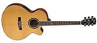 Акустическая гитара c датчиком Cort  SFX5 Nat*