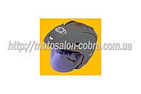 "Шлем открытый   ""VR-1""   (mod:370) (size:M, серый)   (#VL)   (Тайвань)"