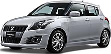 Защита двигателя на Suzuki Swift (с 2011---)
