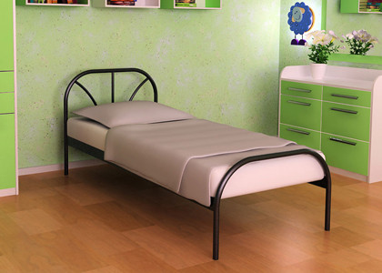 Металлическая кровать - Relax (Релакс)