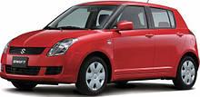 Защита двигателя на Suzuki Swift (2005-2010)