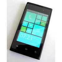 "Смартфон Nokia Lumia N920 Mini black черный 3,5"" 0,4/0,17 Гб 3/0,3 Мп Гарантия!"