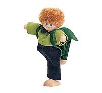 Деревянная кукла мальчик Plan Тoys