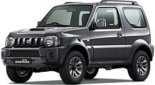 Защита двигателя на Suzuki Jimny (1998-2018)