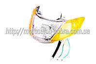 "Фара (в сборе)   Suzuki LET'S 1   ""KOMATCU"""