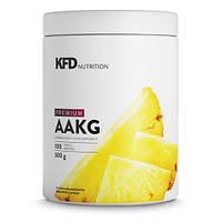 KFD Nutrition Premium AAKG - 300 грам аргинин альфа-кетоглютар ,послетренировочная добавка для восстановления