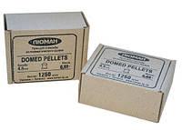 "Пули для пневматического оружия Люман ""Domed pellets"" 0.68 г. (1250 шт.)"