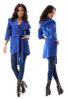 Стильное легкое пальто из кашемира