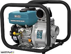 ⭐ Мотопомпа KS 80 (1000 л/мин) Konner & Sohnen бензиновая для чистой воды