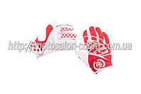 """Перчатки   """"TLD""""   PRO   (size:M, красные)"""