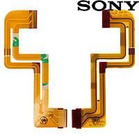 Шлейф для цифровой видеокамеры Sony DCR-SR45, DCR-SR65, DCR-SR85, для дисплея, оригинал