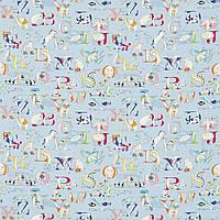 Ткань для штор ALPHABET ZOO Sanderson