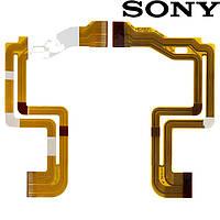Шлейф для цифровой видеокамеры Sony HDR-CX100/HDR-CX106E/HDR-CX120, для дисплея (оригинал)