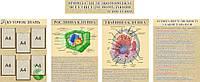 Комплект информационных стендов в кабинет биологии