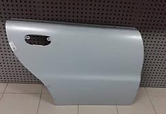 Двері задня права - фільонка цинк Lanos / ЗАЗ Ланос, tf69y0-6201971