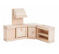 Мебель для кукольного домика Plan Тoys - Кухня классическая