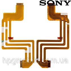 Шлейф для цифровой видеокамеры Sony HDR-SR1E, HDR-UX1E, для дисплея, оригинал