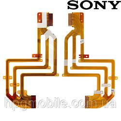 Шлейф для цифровой видеокамеры Sony HDR-XR500E, HDR-XR520, для дисплея, оригинал