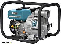 Мотопомпа бензиновая для грязной воды Konner & Sohnen KS 80TW (950 л/мин)