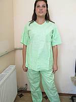 Костюм хирурга, униформа медицинская, комплект рабочий