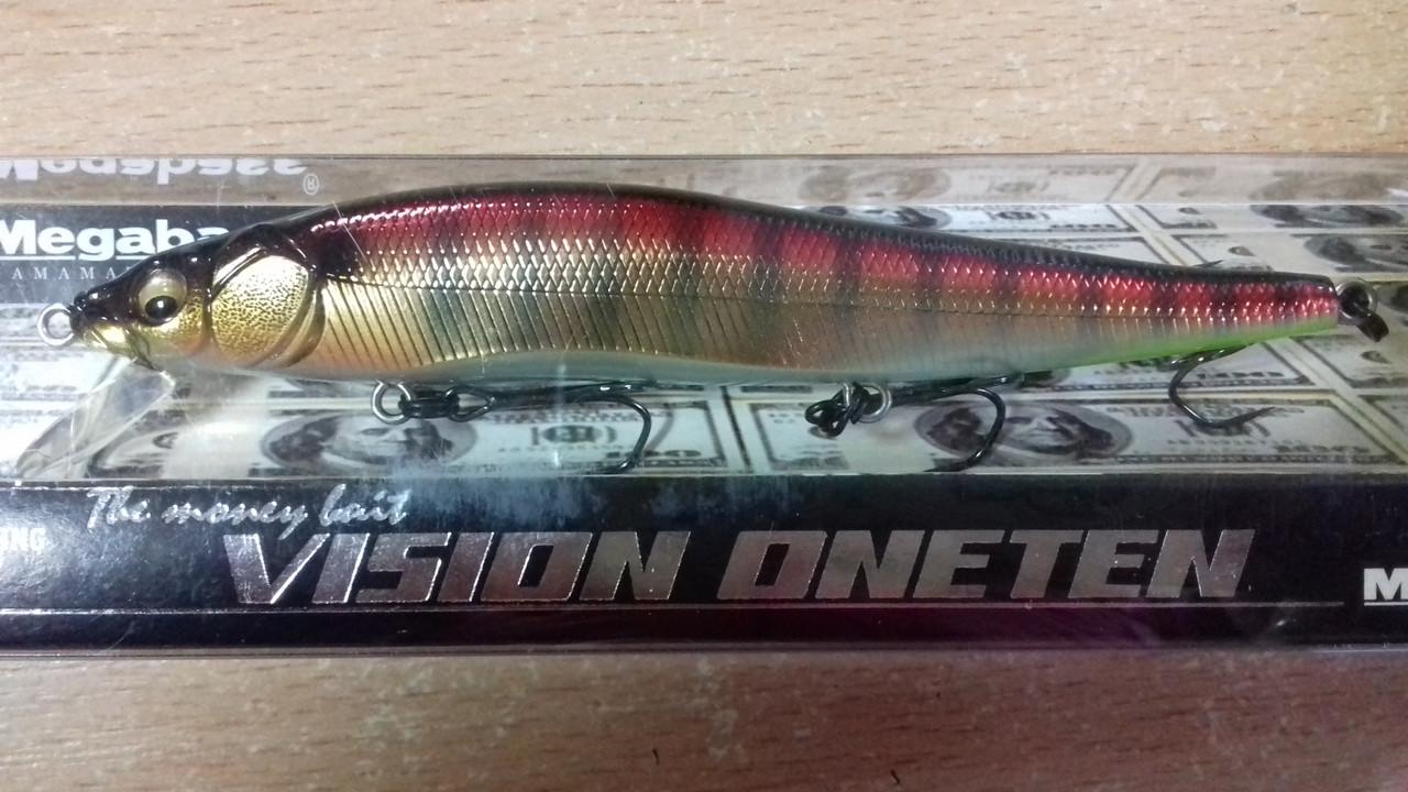 Воблер Megabass Vision Oneten SP-C 110 (m end max)