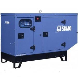 Дизельный генератор SDMO T 12KM, фото 2