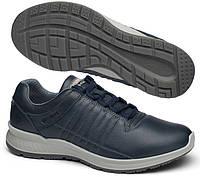 Мужские кожаные кроссовки Grisport 42811-33 Made in Italy