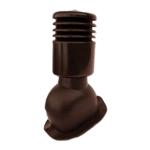 Вентиляционный выход  Kronoplast KBNO для металлочерепицы волна до 25 мм утепленный Ø125 утепленный