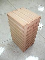 Кирпич двойной керамический блок Санта-Петровка купить в Одессе