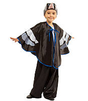 Детский карнавальный костюм Грач, Ворон, Скворец - прокат Киев, Троещина