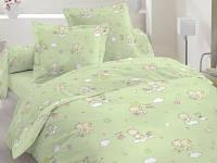 Детский комплект в кроватку 10-0214 green
