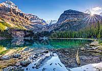 Пазл Озеро О'Хара Канада 1000 деталей С-103638, фото 1